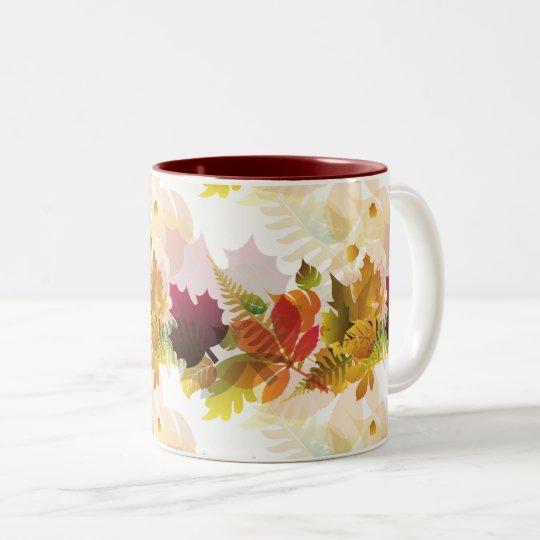 Fall Leaves Mug