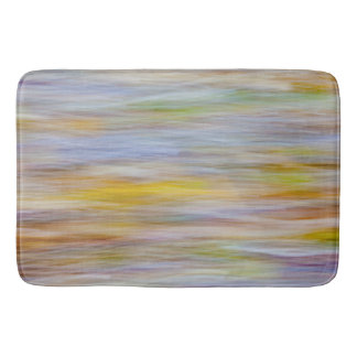 Fall leaves on Beach | Seabeck, WA Bath Mat