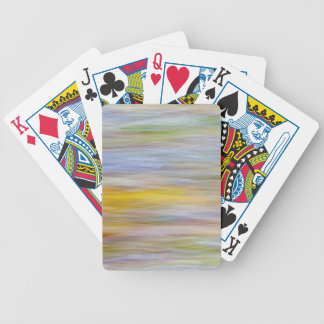 Fall leaves on Beach | Seabeck, WA Bicycle Playing Cards