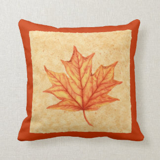 Fall Leaves - Pillow