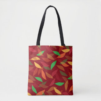 Fall Leaves Tote