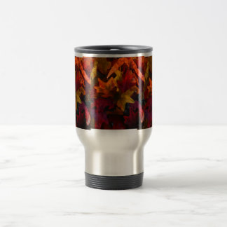 Fall Leaves - Travel Mug