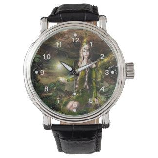 Fall Magic Fairy Watch
