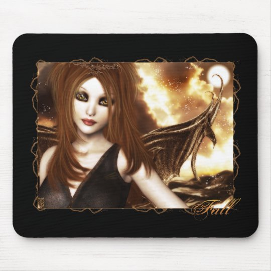 Fall Mouse Pad
