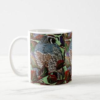 Fall Nap Quail Cup