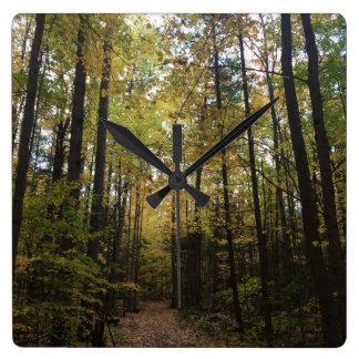 Fall Nature clock
