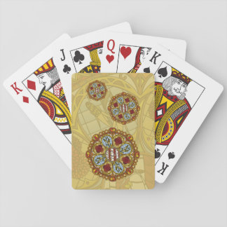 Fall Nouveau Classic Playing Cards