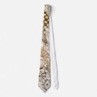 Fall of Alice Tie