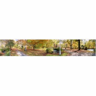 Fall Panorama ~ Photo Sculpture