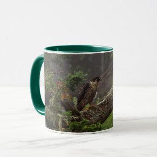 Fall - Peregrine Falcon Mug