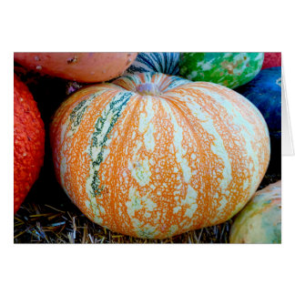 Fall Pumpkins Card