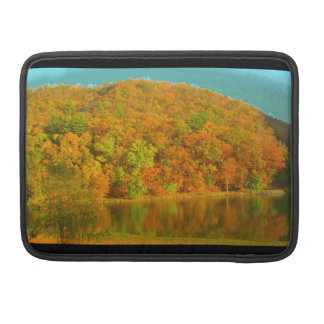 fall reflection MacBook pro sleeves