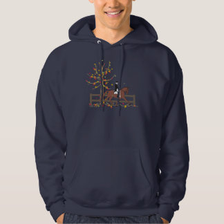 Fall Ride Dressage Hoodie