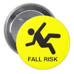 FALL RISK Button