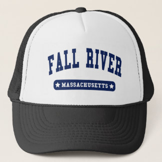 Fall River Massachusetts College Style tee shirts Trucker Hat