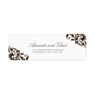 Fall RSVP Address Labels