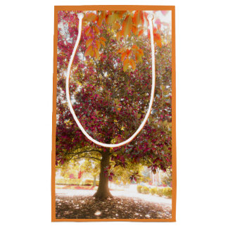 Fall Scene Gift Bag
