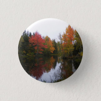 Fall Scenery Button