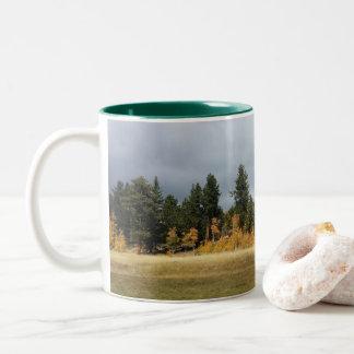 Fall Scenery Mug