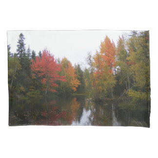 Fall Scenery Pillow Case