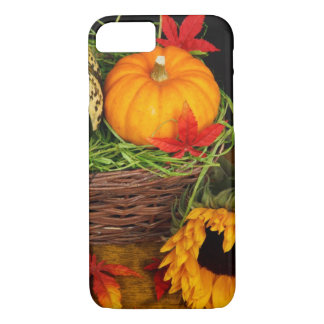 Fall Season Harvest Happy Thanksgiving iPhone 8/7 Case