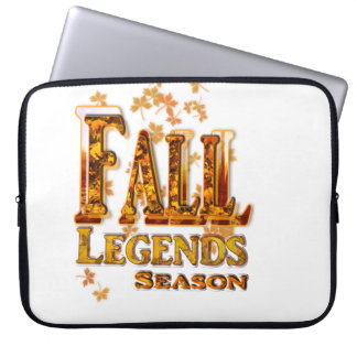 Fall SeaSon Neoprene Laptop Sleeve 15 inch