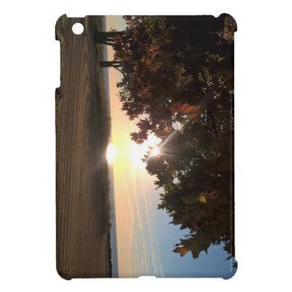 Fall Sunrise At The Lake iPad Mini Cover