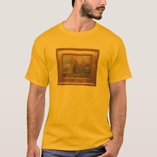 Fall Sunrise, lambertville NJ by John Stinger T-Shirt