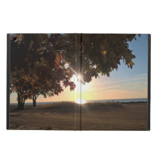 Fall Sunset At The Lake Cover For iPad Air