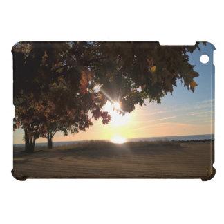 Fall Sunset At The Lake iPad Mini Case