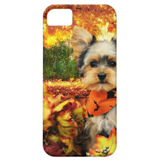 Fall Thanksgiving - Max - Yorkie Case For The iPhone 5