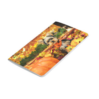 Fall Thanksgiving - Max - Yorkie Journals