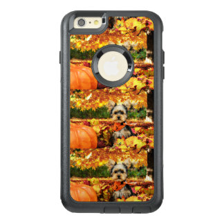 Fall Thanksgiving - Max - Yorkie OtterBox iPhone 6/6s Plus Case