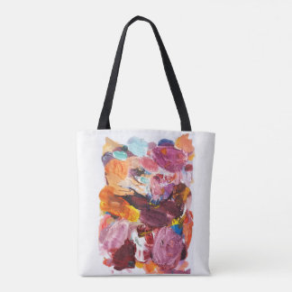 Fall Time Palette Tote Bag
