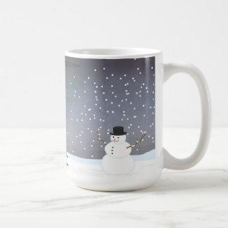 Fall to Winter Coffee Mug