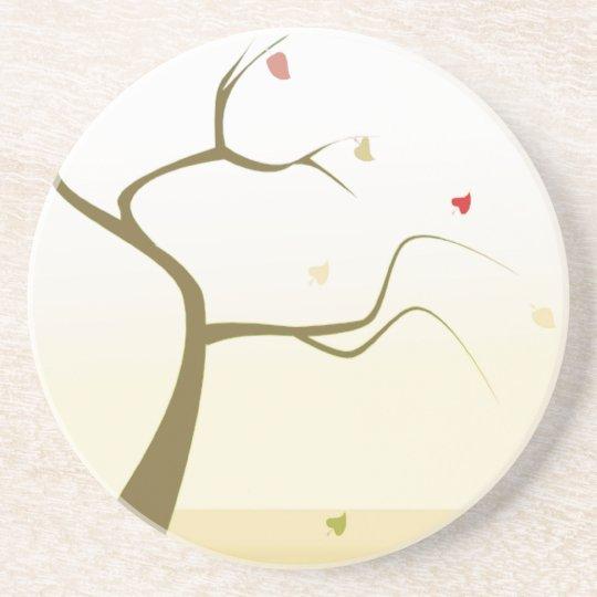 Fall tree Coaster