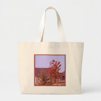 FALL Tree Oakville Ontario Gifts Shirts Tote Bag