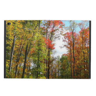 Fall Trees and Blue Sky Autumn Nature Photography Powis iPad Air 2 Case
