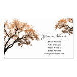 Fall Trees Business Cards