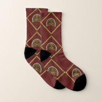 Fall Turkey Socks 1