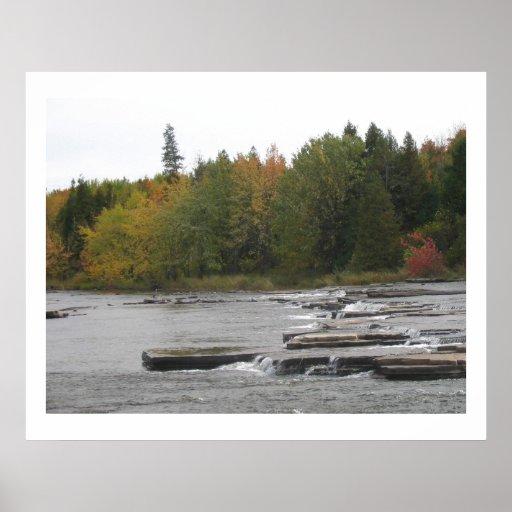 Fall Views Ontario Canada  : ENJOY n share JOY Print