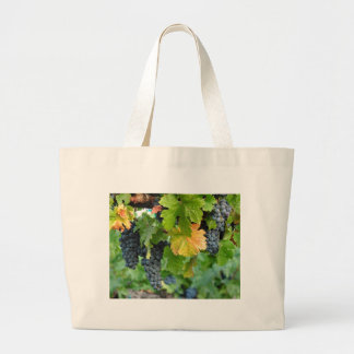 Fall Vineyards Wine Country Tote Bag