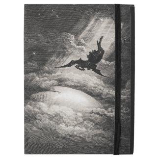 Fallen Angel - Black, iPad Pro Case, No Kickstand