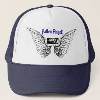 Fallen Angel Hat... Trucker Hat