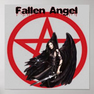 Fallen Angel - Poster