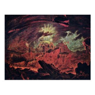 Fallen Angels In Hell, The Fallen Angels In Hell, Postcard