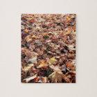 Fallen Autumn Leaves - Difficult Puzzle