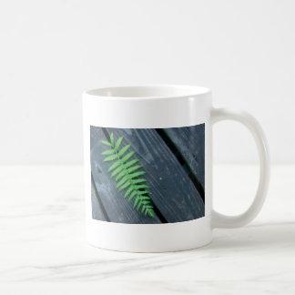 Fallen Fern Coffee Mug