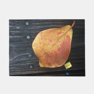 Fallen Leaf Doormat