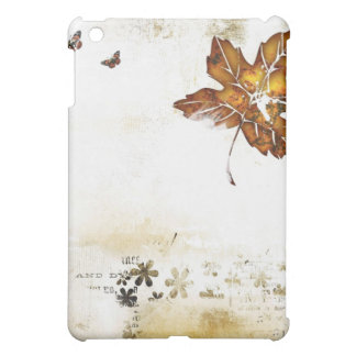 fallen leaf  IPAD case